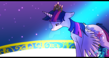 I dont know how to travel to a Future I cant see by JB-Pawstep