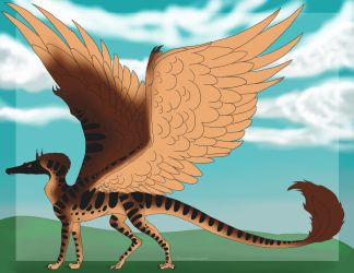 Smaug G009 by ReapersSpeciesHub