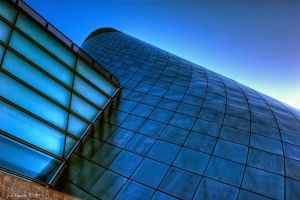 Museum of Glass Study 002 HDR by UrbanRural-Photo