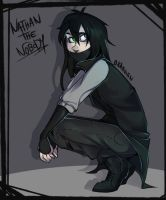 |AT| Nathan The Nobody by 0ktavian
