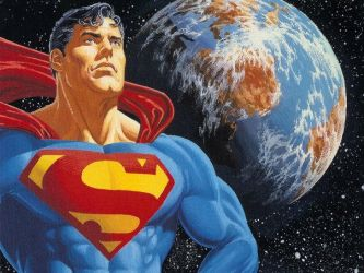 Superman - Protector of Earth by ProtoBuster0