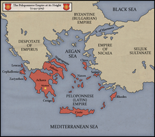 Peloponnese Empire by Rarayn