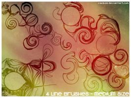 Brushes - 006 by raemaz