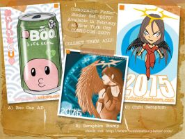 Combination Platter Stickers by siamgxIMA