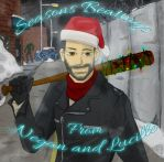 Seasons Beatings by A-Fistful-Of-Kittens