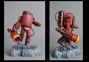 Heavy Flamer 1 by FarawayPictures