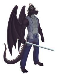 Shadow-commission by StromgradeDragon