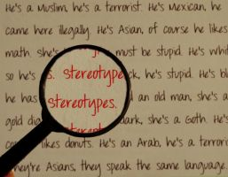 Stereotypes by Fatooome