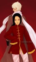 APH: Russia and China by identityLOST-NOname