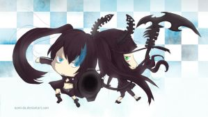 BRS and Dead Master by Nami-DA