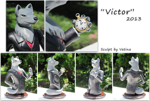 Victor - Time is Money by Vatina