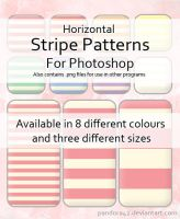 Horizontal Stripes for PS by Pandora42