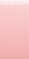 Pink Hearts Custom Box Background by Riukkii