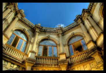 loggia HDR by poseidonsimons-s