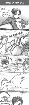 Do You Hate Me? -Attack on Titan by minibuddy