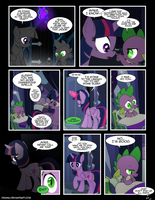 The Shadow Shard Page 9 by dSana