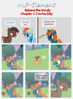 Believe the Winds: 009 by MLP-Element