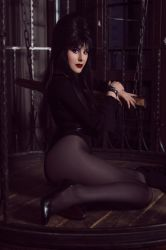 Elvira - Mistress of the Dark by ZyunkaMukhina