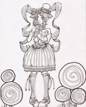 .:Lollipop Gothic Lolita:. by scaryrabidfangirl