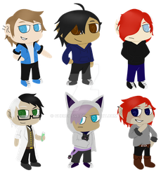 MadLife Chibi by Gheroes48