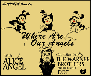 Where Are Our Angels by T-b0