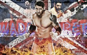 Wade Barrett Wallpaper 2013 by sebaz316