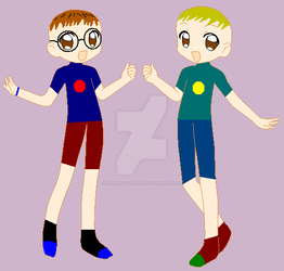 Josh And Andy by srmthfgfan724