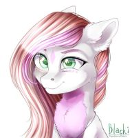 HEADSHOT BY BLACKI by zombiegoddess666