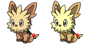 Pokemon #506 - Lillipup by Fyreglyphs