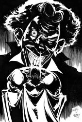 Batman - Joker by johnbeatty