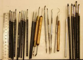 Tools of the trade 2 by Boggleboy