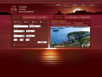 Seaside web template by 1smrad