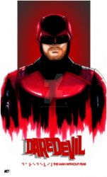 Daredevil by nathanobrien