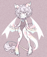 VII Holographic Stella {Auction} CLOSED by Koru-Adopts