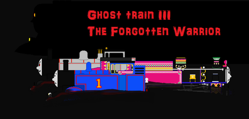Ghost Train III The Forgotten Warrior Promo 1 by indominus4356