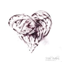 Abstract Heart by 5p34k