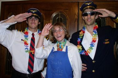 Snakes on a Plane Flight Crew by aileen