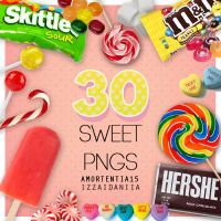 30 Sweet PNG'S by amortentia15