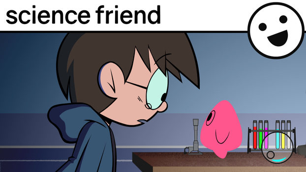 NEW ANIMATED SHORT - Science Friend by Belaboy