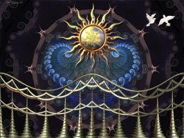 Gate to Peace by GypsyH