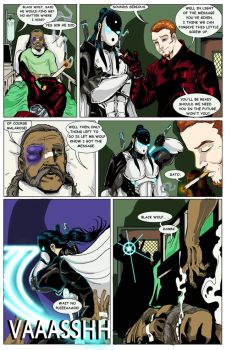 New champions issue 2 pg 23 by RodneyCJacobsen