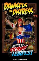 Damsels in Distress: Stormy by accomics