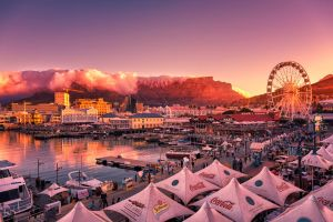 Victoria and Alfred Waterfront, Cape Town by Stefan-Becker