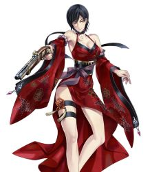Ada Wong from Onimusha Soul by 0LadyInRed0