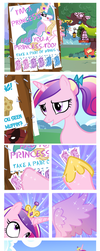Princess Flyer by PixelKitties