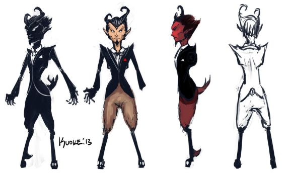 Suits by kuoke