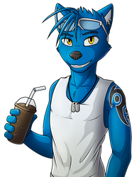 Rex Sipps (Commission) by Lord-Kiyo