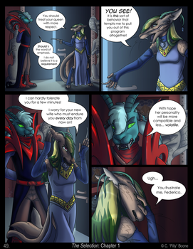 The Selection - page 49 by AlfaFilly