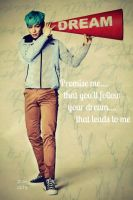 T.O.P - Promise Me by KateW49
