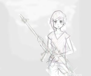 Sniper no sniping by Mallory77